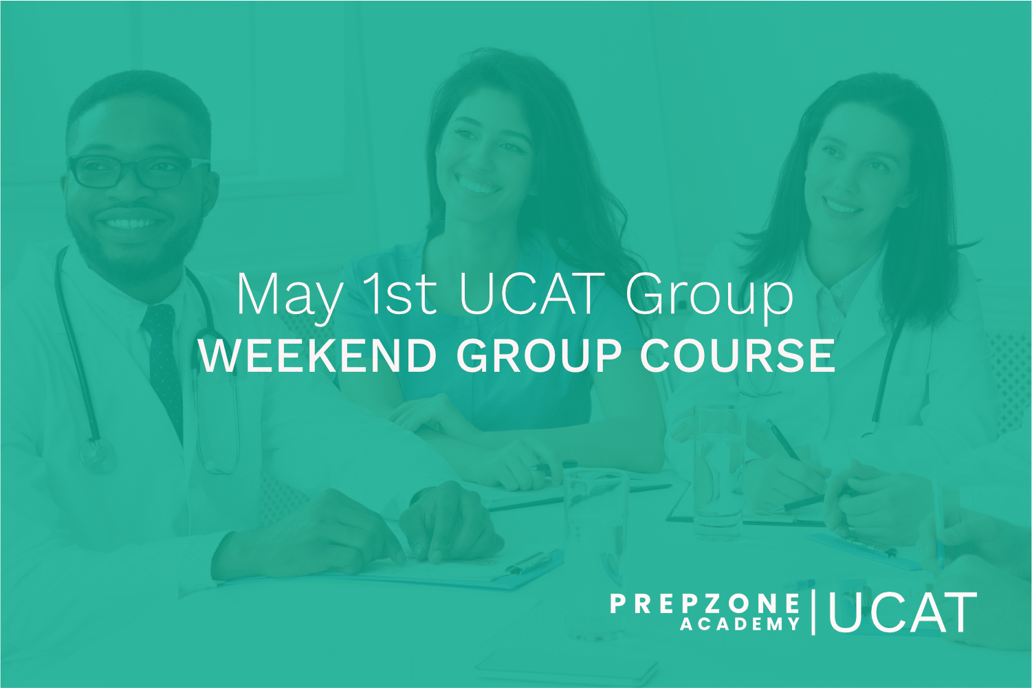 UCAT Weekend Group Course Schedule – May 1st, 2021